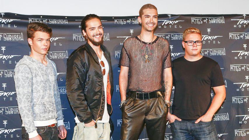 Tokio Hotel: Die Jungs sagen alle Konzerte ihrer Tour ab!