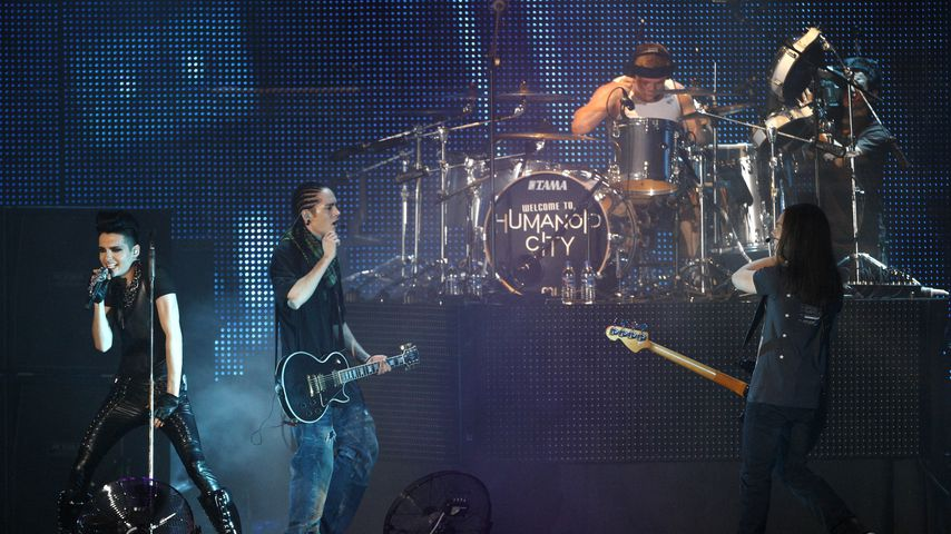 Tokio Hotel & The Hoff feiern Silvester in Berlin