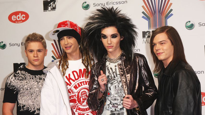 Tokio Hotel bei den MTV Europe Music Awards 2007