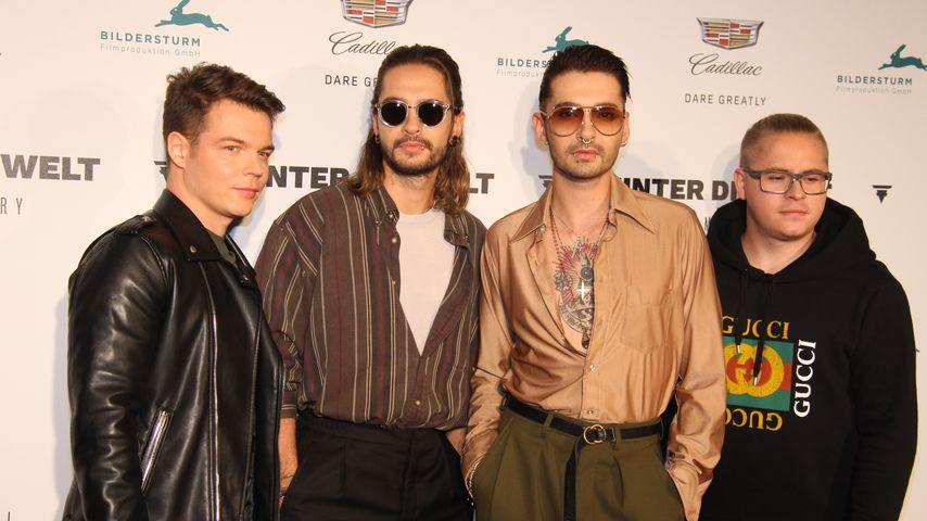 Tokio Hotel beim Filmfest in Köln 2017