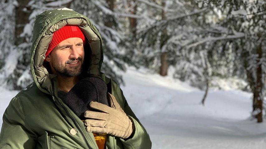 """""""Tiefenentspannt"""": Tom Beck schwärmt von seinem Sohn"""