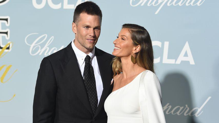 Tom Brady und Gisele Bündchen im Februar 2019