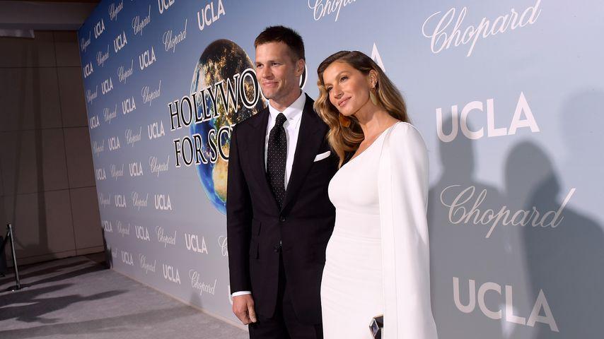 Tom Brady und Gisele Bündchen auf der Hollywood For Science Gala in Los Angeles 2019