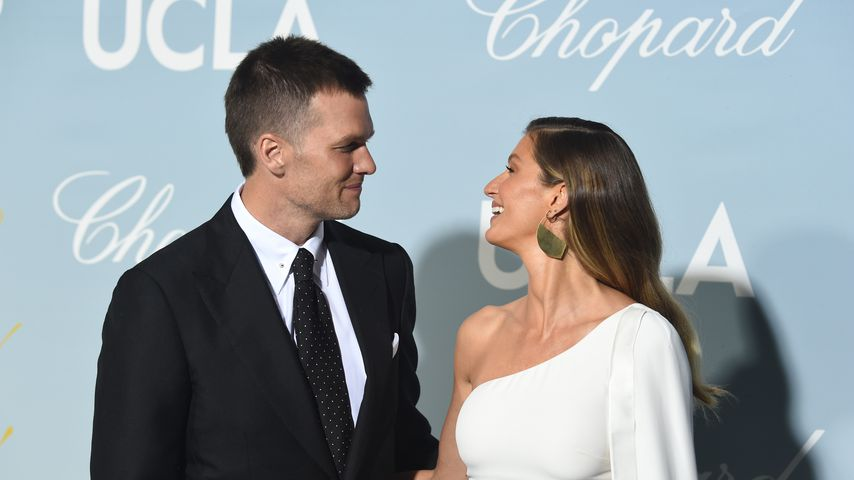 Tom Brady und Gisele Bündchen bei der Hollywood For Science Gala