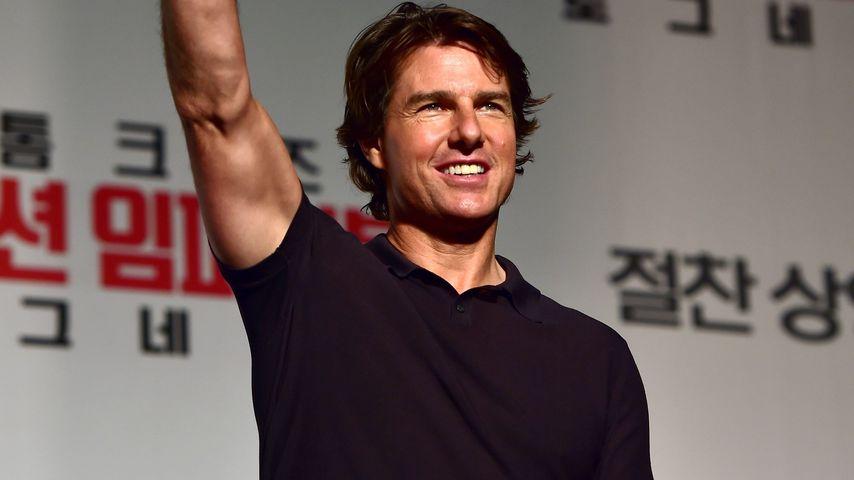 Bitte?! Scientology porträtiert Tom Cruise mit Riesen-Penis
