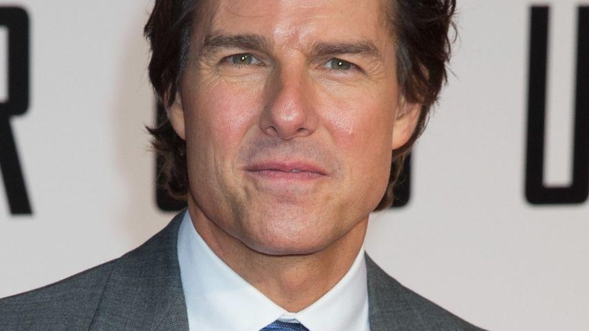 Rabenvater Tom Cruise? Er sah seine Suri drei Jahre nicht!