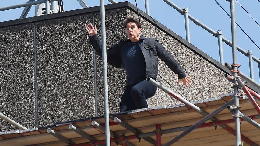 Knochenbrüche bei Tom Cruise: War der Set-Unfall abzusehen?