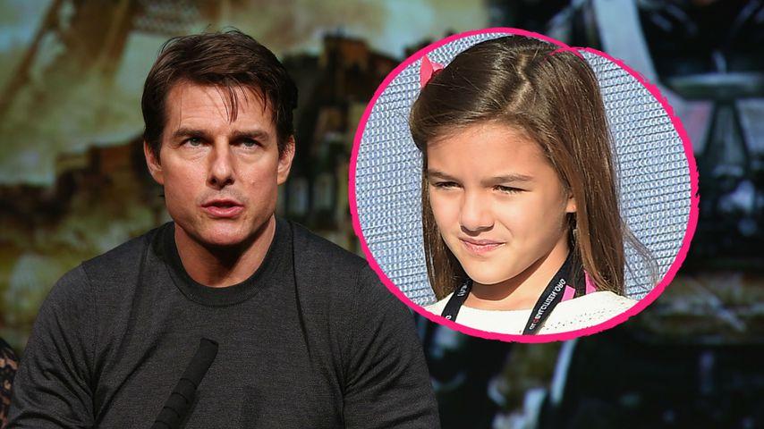Tom Cruise & Tochter Suri: Seit vier Jahren nicht getroffen?