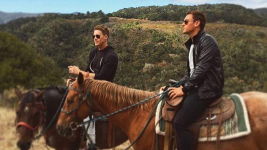 Pferde-Romantik mit Freund: Tom Daley feiert Jahrestag!