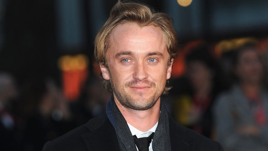 Tom Felton auf einem Filmfestival in London