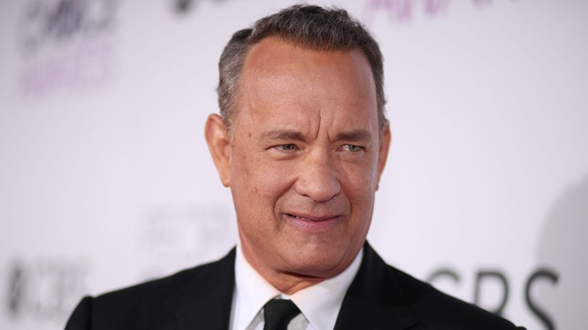 """""""Kämpft weiter"""": Tom Hanks beschenkt das Weiße Haus"""