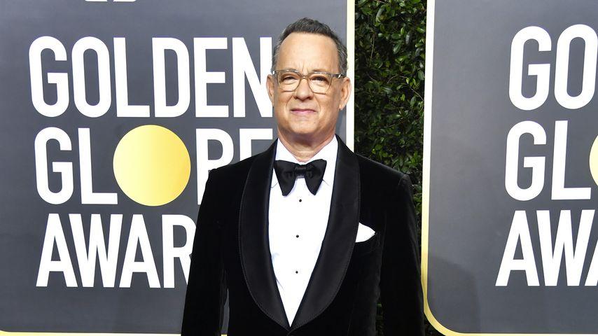 Tom Hanks bei den 77. Golden Globes in Beverly Hills