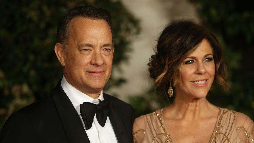 Tom Hanks und Rita Wilson