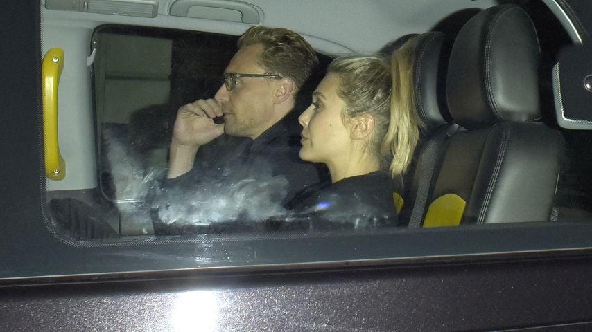 Erwischt! Tom Hiddleston & Elizabeth Olsen sind zusammen