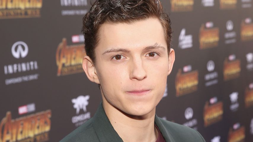 "Tom Holland bei der ""Avengers: Infinity War""-Premiere in Los Angeles"