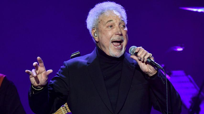 Tom Jones,  Grammy-Preisträger