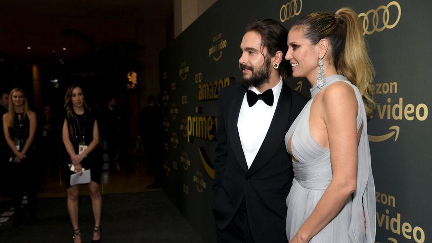 Tom Kaulitz und Heidi Klum in Beverly Hills 2019