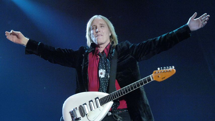 Tom Petty beim Bonnaroo Music & Arts Festival in Manchester 2006