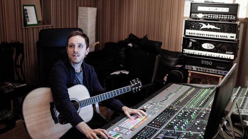 Tom Searle, Gitarrist der Band Architects
