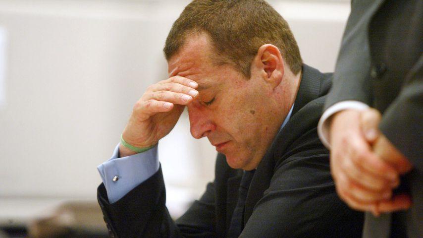 Tom Sizemore vor Gericht 2014: Er soll seine Ex-Freundin Heidi Fleiss geschlagen haben