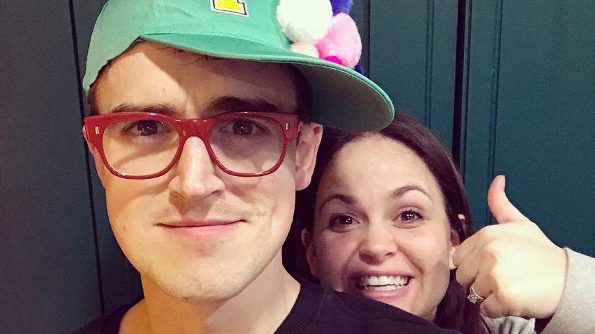 Kinder-Trilogie: McFly-Sänger Tom Fletcher wird wieder Papa!