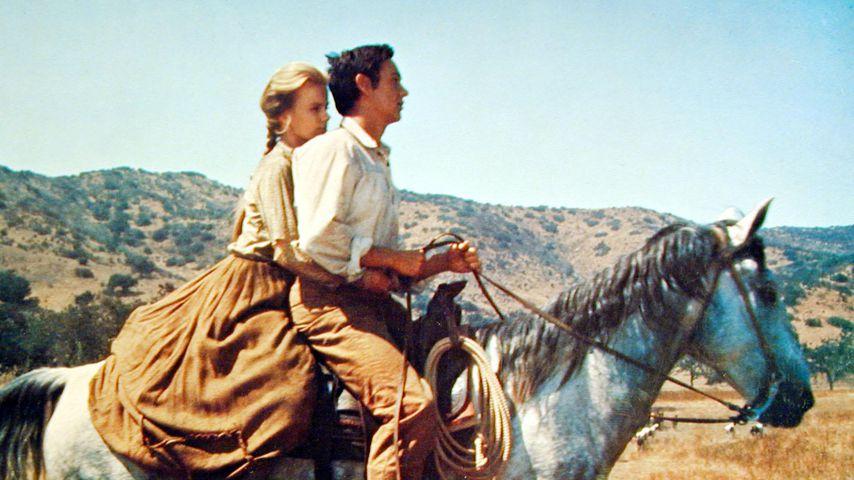 """Tommy Kirk in """"Savage Sam, Im Tal Der Apachen"""""""