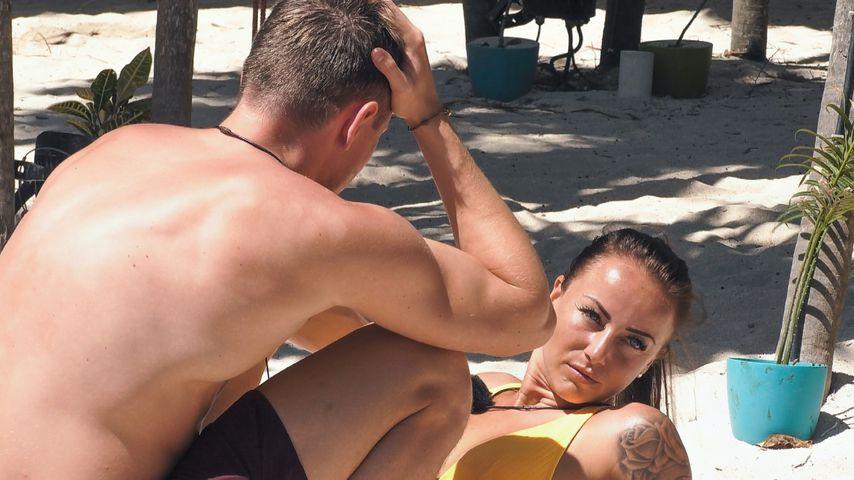 """Tommy und Sandra bei """"Ex on the Beach"""""""