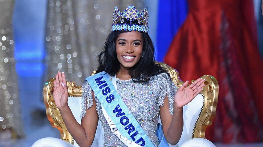 Toni-Ann Singh im Miss-World-Finale 2019