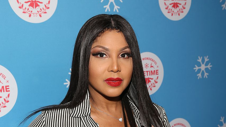 Toni Braxton in Los Angeles