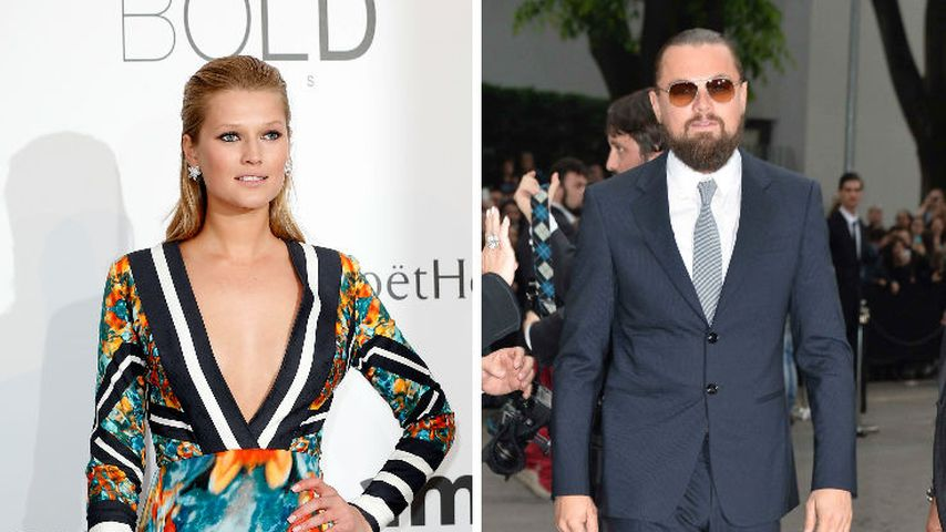 Unangenehm! Toni Garrn trifft auf ihren Ex Leonardo DiCaprio