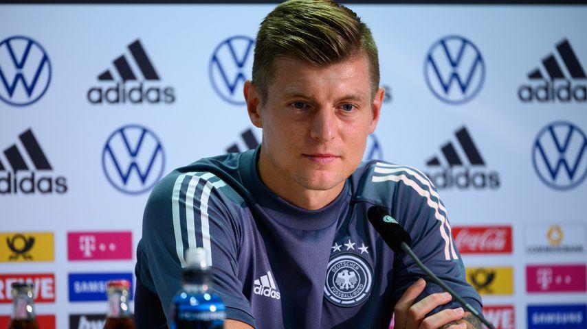 Toni Kroos, Nationalspieler