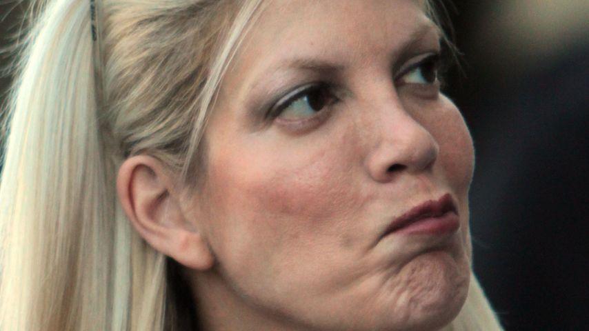 Nach Katie-Attacke: Tori Spelling krankenhausreif