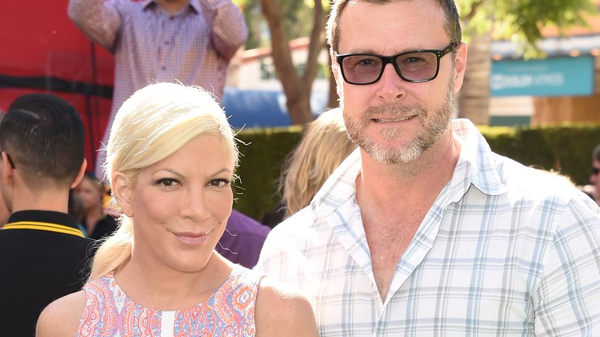 "Tori Spelling und Dean McDermott bei der ""The Peanuts Movie""-Premiere in Westwood"