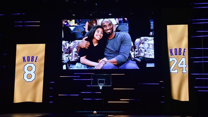 Tränenreich: So ergreifend war Kobe und Gigis Trauerfeier