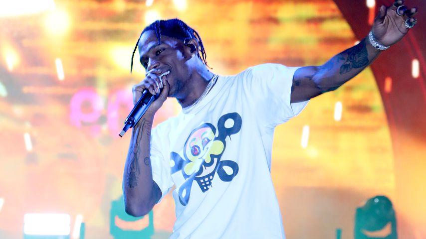 Wird Travis Scott einer der Headliner beim Coachella 2020?
