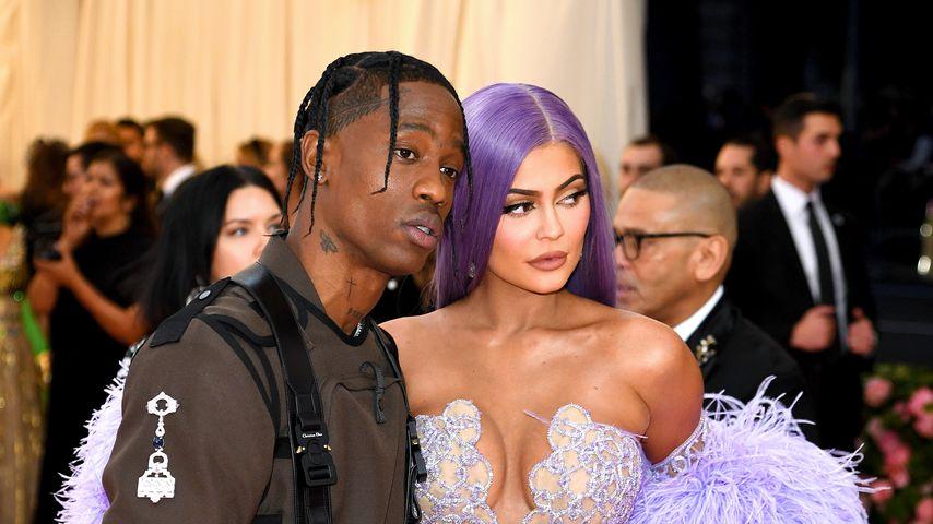 Travis Scott und Kylie Jenner bei der Met Gala 2019