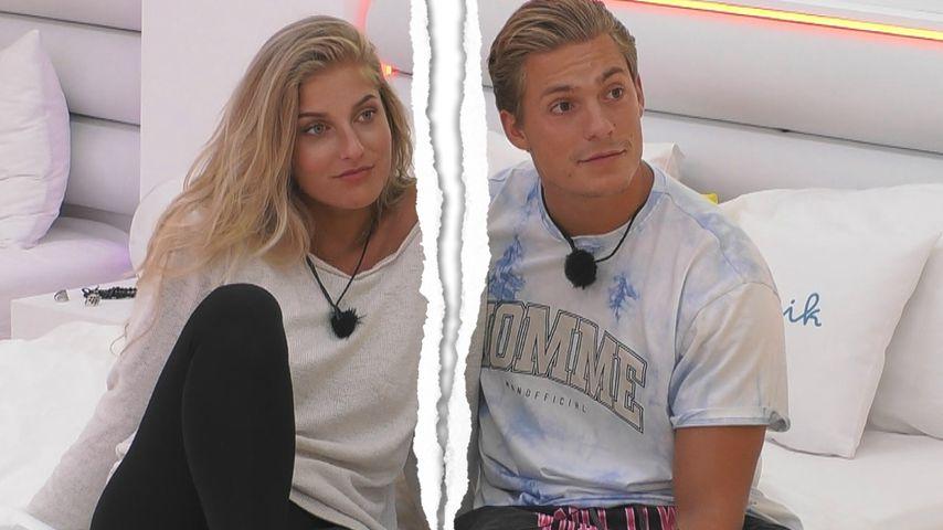 """Alles aus! """"Love Island""""-Sandra und Henrik sind getrennt"""