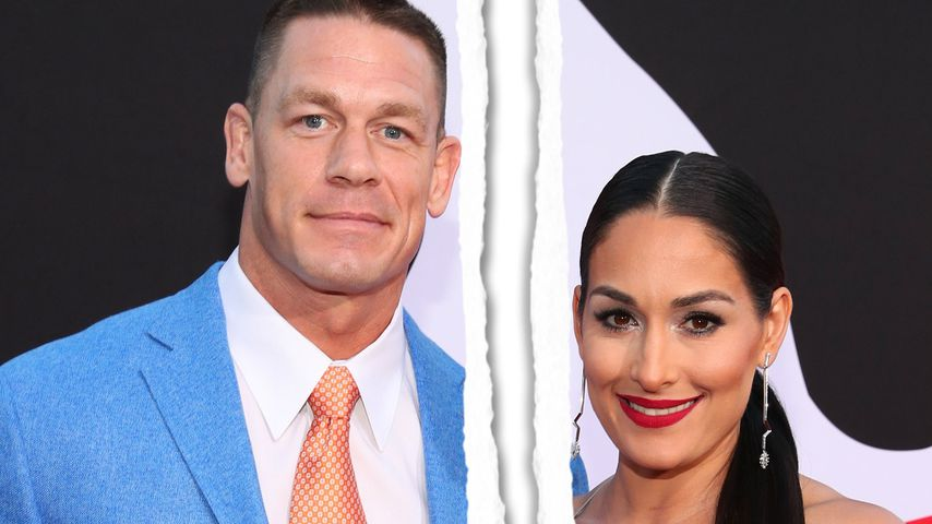 John Cena und Nikki Bella trennen sich kurz vor der Hochzeit