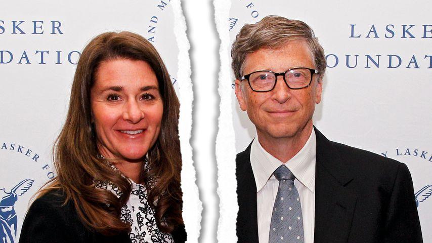 Melinda und Bill Gates wollen nach 27 Jahren die Scheidung
