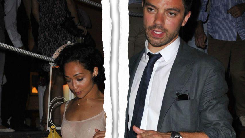 Wegen Brad Pitt? Ruth Negga und Dominic Cooper trennen sich!