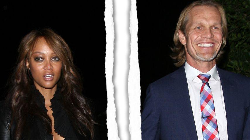 Tyra Banks: Überraschende Trennung von Kindsvater