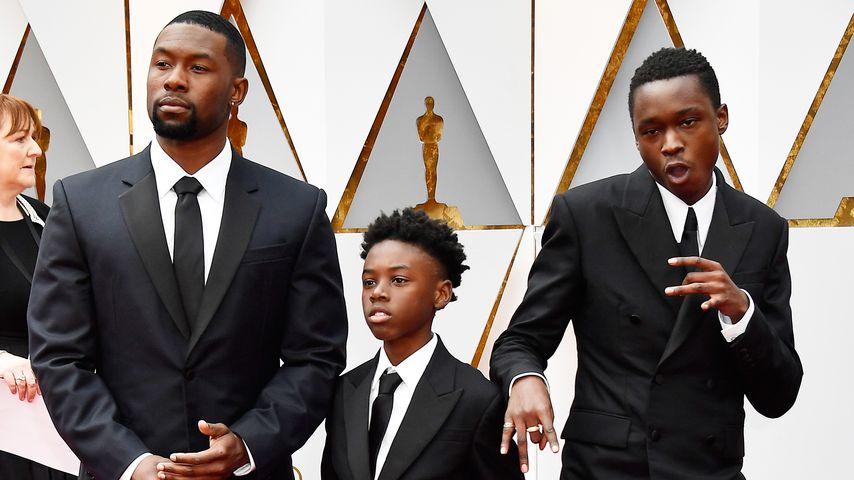 "In Feierlaune: ""Moonlight""-Kids bringen Stimmung bei Oscars!"