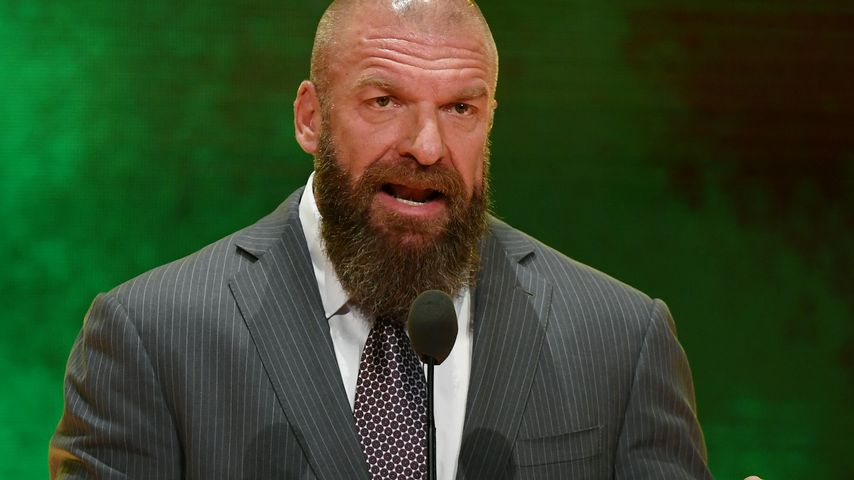 Triple H bei der WWE-Konferenz in Las Vegas, Oktober 2019