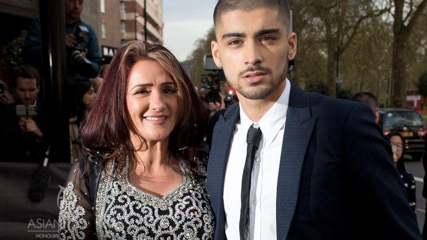 Nicht Gigi: Zayn Maliks Mama steht bei ihm an erster Stelle!