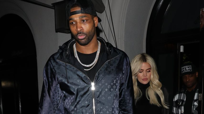 Tristan Thompson und Khloé Kardashian im Januar 2019 in Los Angeles