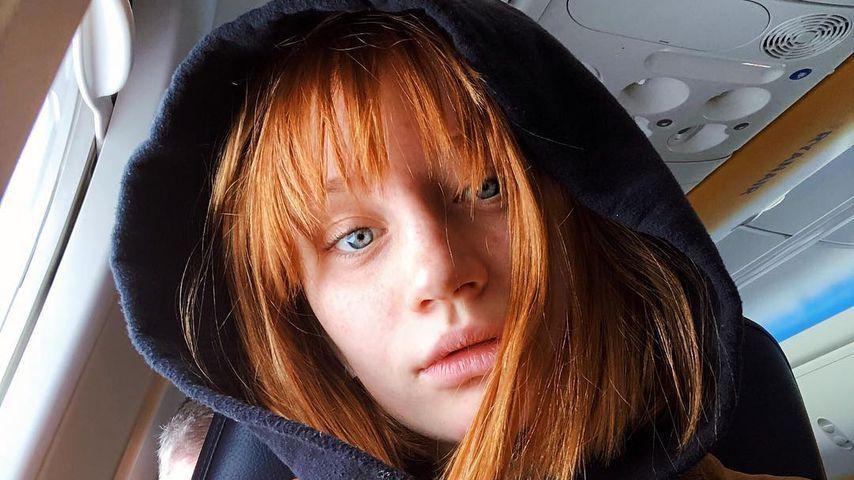 GNTM-Trixis Haar-Veränderung: Flossen Tränen beim Friseur?