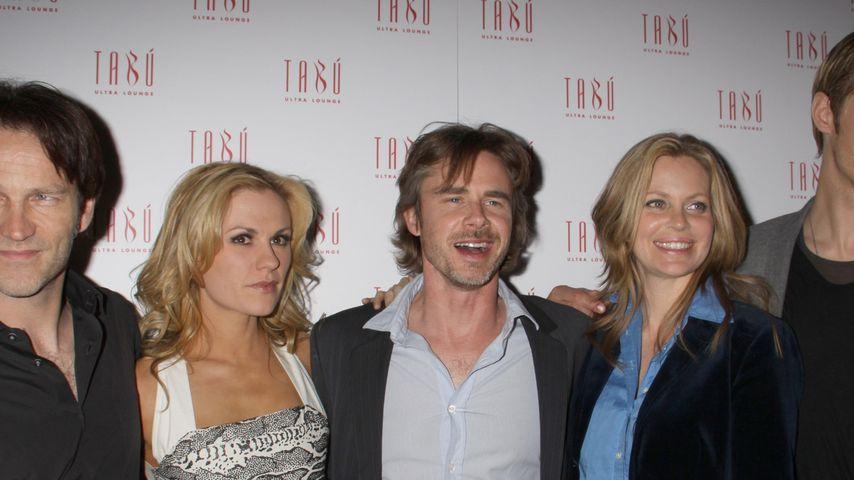 Alexander Skarsgard, Anna Paquin und Stephen Moyer