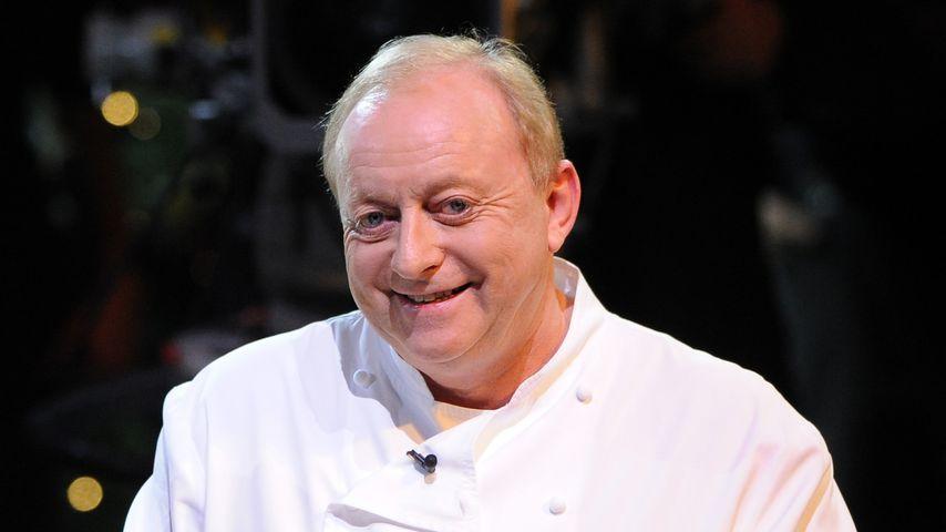 TV-Koch Alfons Schuhbeck im November 2012 in München