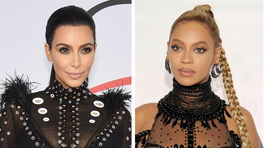 Twin-Verbot! Gibt Kim K. jetzt Freundschaft zu Beyoncé auf?