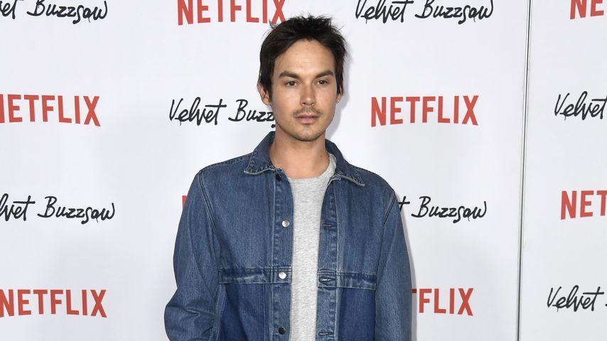 Schauspieler Tyler Blackburn